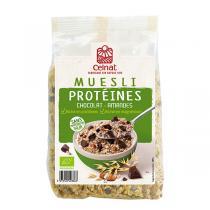 Celnat - Muesli Protéines chocolat amandes325g