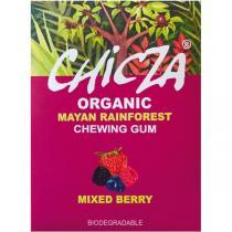 Chicza - Chewing-gums biodégradables fruits rouges 30g