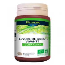Dietaroma - Levure de bière vivante Bio 90 comprimés