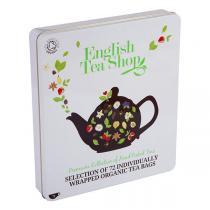 English Tea Shop - Coffret Cadeau Premium 9x8 sachets