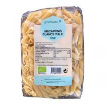 Greenweez - Macaronis blancs Italie 500g