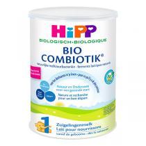 HiPP - Lait Combiotik 1 pour nourrissons 800g - Dès la naissance