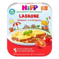 HiPP - Lasagnes à la bolognaise 250g - Dès 15 mois