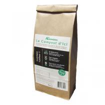 Les Alchimistes - Compost naturel et solidaire 2L