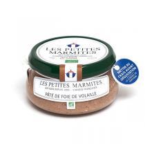 Les Petites Marmites - Pâté de foie de volaille 150g