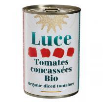 Luce - Tomates concassées 400g