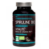 NutriVie - Spiruline bio 200 comprimés