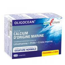Oligocean - Aqualcium 3x60 comprimés