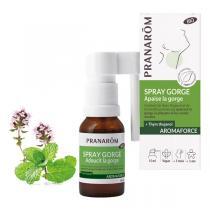 Pranarôm - Spray gorge apaisant 15ml
