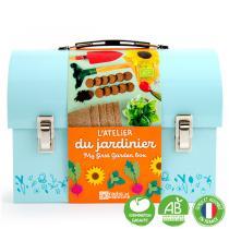 Radis et Capucine - Valisette du jardinier