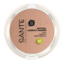 Santé - Poudre compacte 02 neutral beige 9g