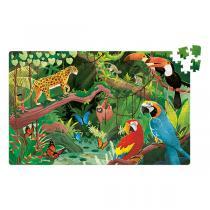 SASSI Junior - Livre et puzzle l'Amazonie - Dès 5 ans