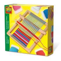 SES Creative - Set de tissage en bois - Dès 6 ans