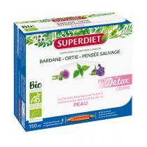 SUPERDIET - Détox ciblée peau 10x15ml