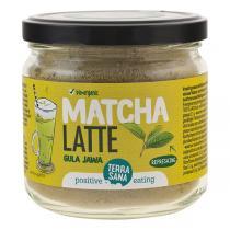 TerraSana - Poudre latté Matcha et sucre de Coco 200g