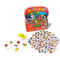 Vilac - Jeu de cartes Outekaché - Dès 3 ans