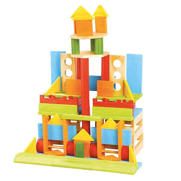 Jeujura - Tecap Multiform 100 pieces - Des 4 ans