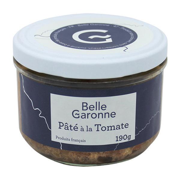 Belle Garonne - Pâté à la tomate 190g