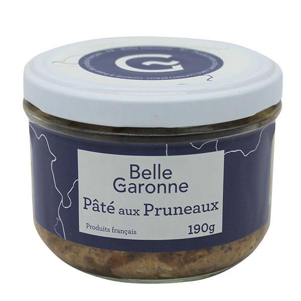 Belle Garonne - Pâté aux pruneaux 190g