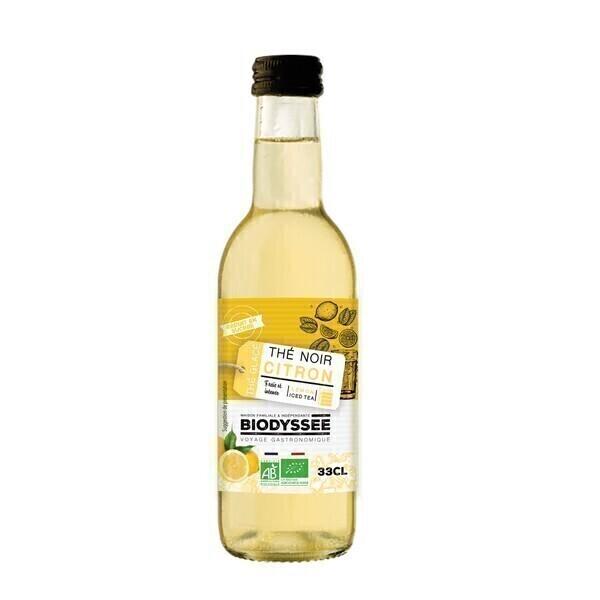 Biodyssée - Thé glacé citron 33cl