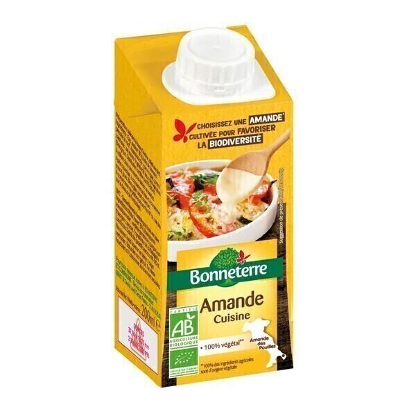 Bonneterre - Amande cuisine 20cl