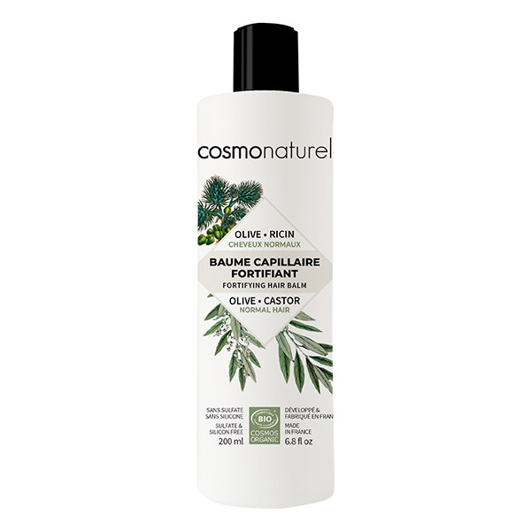Cosmo Naturel - Baume capillaire fortifiant 200ml