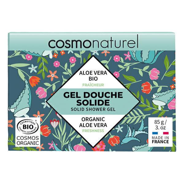 Cosmo Naturel - Gel douche solide fraîcheur 85g