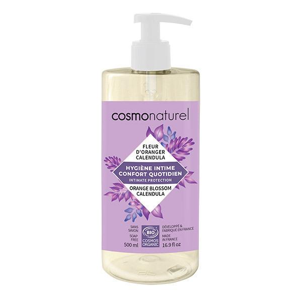 Cosmo Naturel - Gel hygiène intime Confort quotidien 500ml