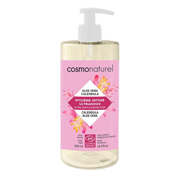 Cosmo Naturel - Gel hygiène intime Ultradoux 500ml