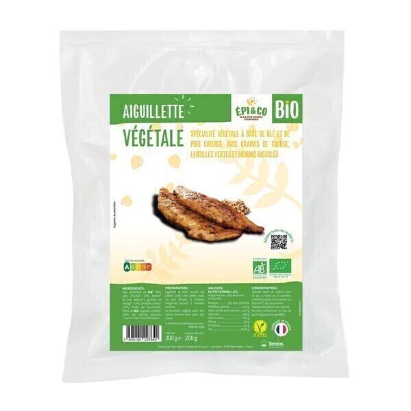 Epi & Co Bio - Aiguillette végétale 300g