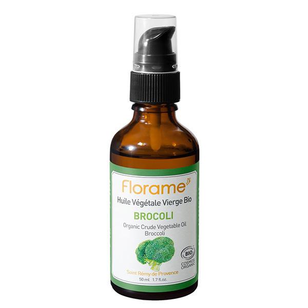 Florame - Huile végétale vierge de brocoli 50ml