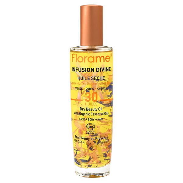 Florame - Infusion divine huile sèche 100ml