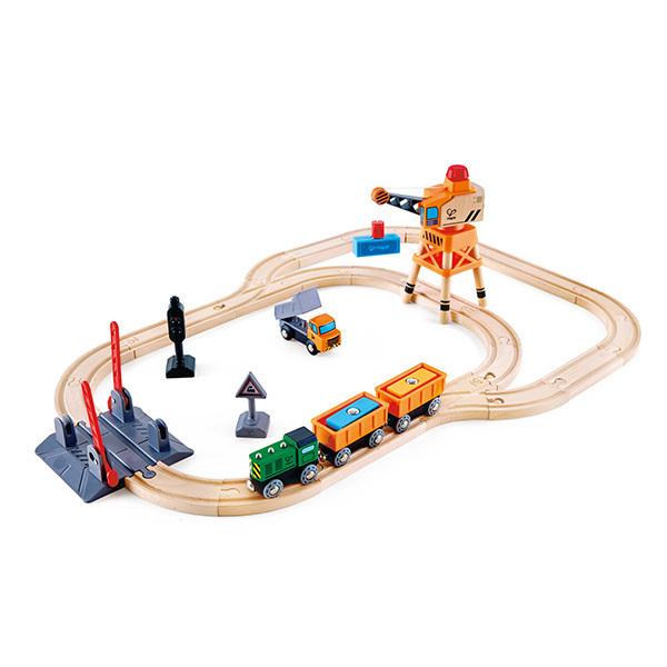 Hape - Circuit du train cargo - Dès 3 ans