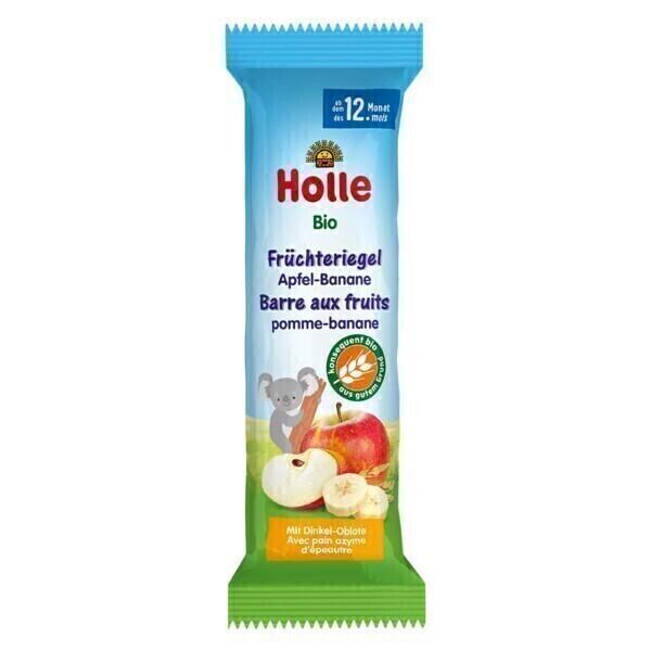 Holle - Barre pomme/banane 25g - Dès 12 mois