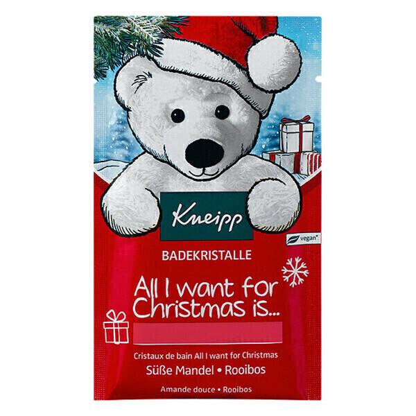 Kneipp - All I want for Christmas is... cristaux de bain 60g