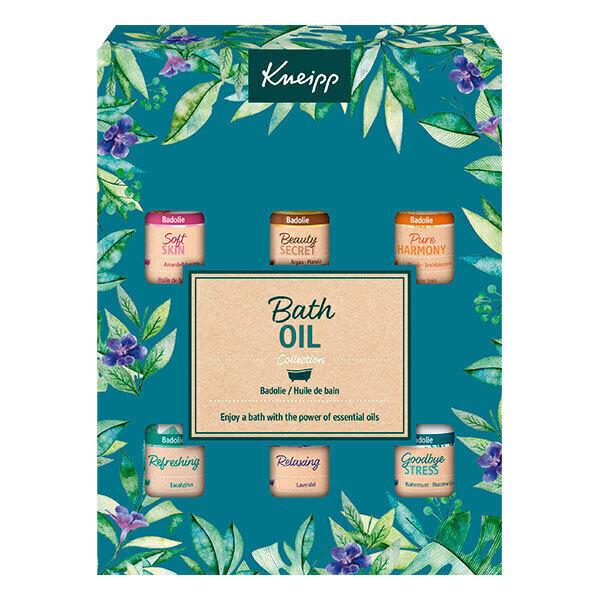 Kneipp - Coffret bain 6x20ml