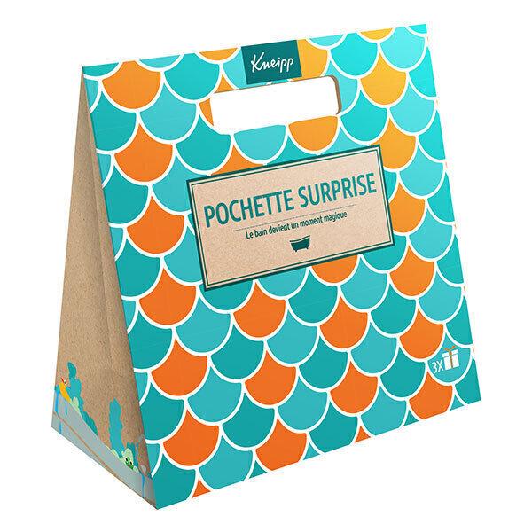 Kneipp - Pochette surprise bain bleu 150+40ml + 95g