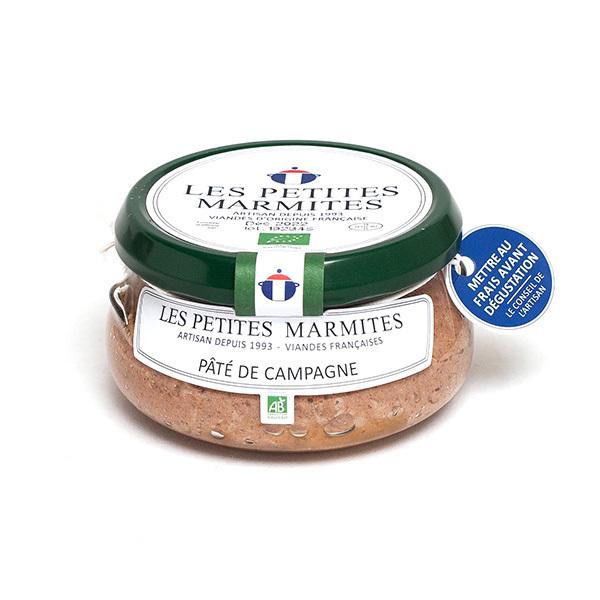 Les Petites Marmites - Pâté de campagne 150g