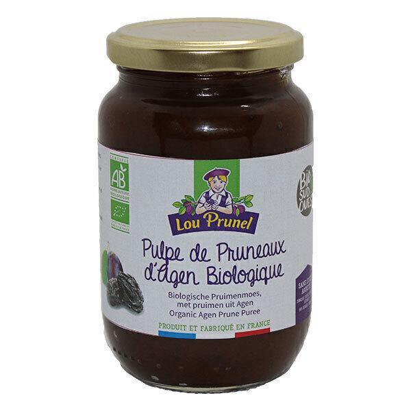 Lou Prunel - Pulpe de pruneaux d'Agen 400g