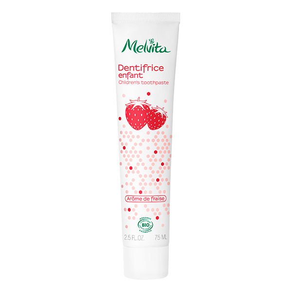 Melvita - Dentifrice enfants 75ml