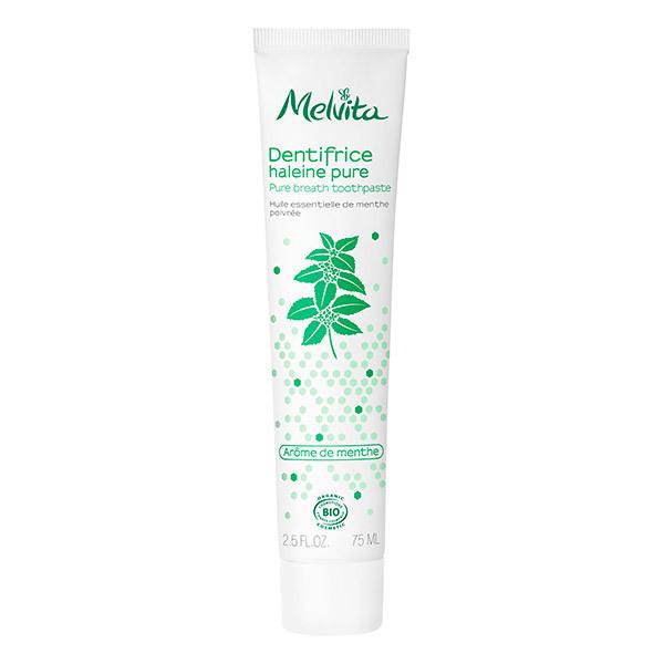 Melvita - Dentifrice haleine pure 75ml