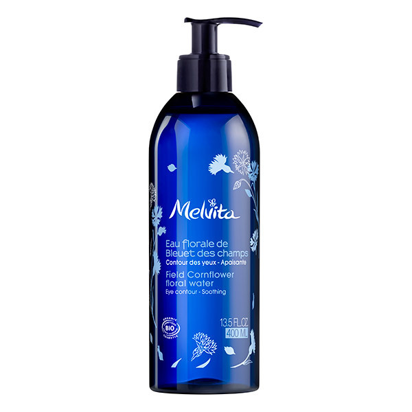 Melvita - Eau florale de bleuet 400ml
