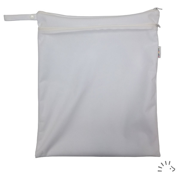 Popolini - Sac à couches Blanc