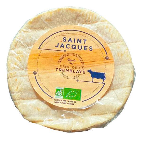 Produits Bio & Locaux IDF - Saint Jacques de La Tremblaye type coulommiers 220g