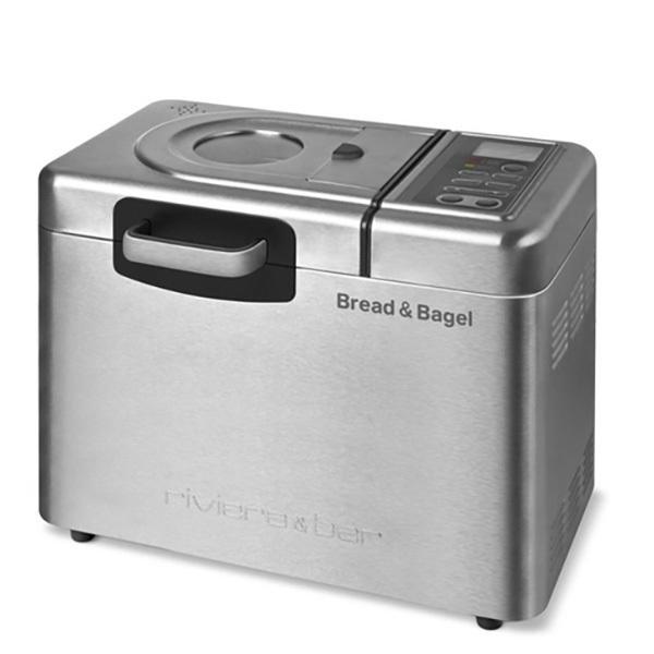 Riviera et Bar - Machine à pain en inox Bread et Bagel