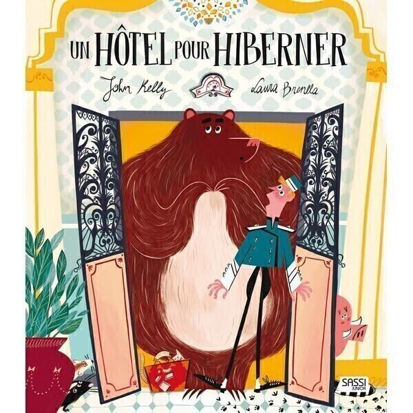SASSI Junior - Livre Un hôtel pour hiberner - Dès 5 ans
