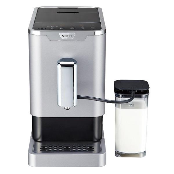 Scott - Machine à café Slimissimo Intense Milk