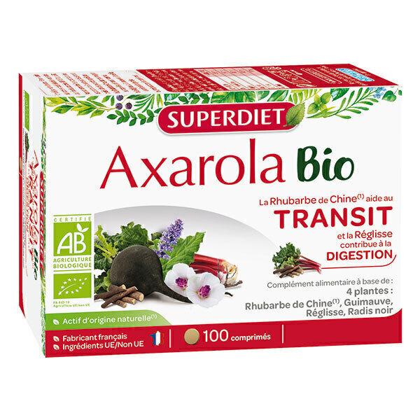 SUPERDIET - Axarola bio 100 comprimés
