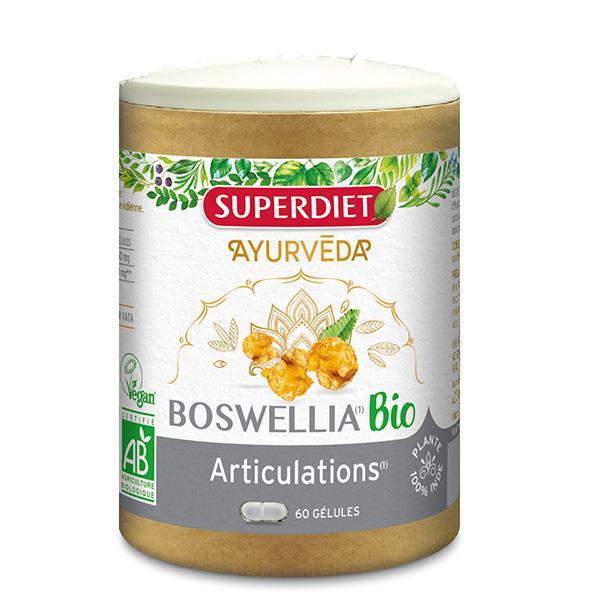 SUPERDIET - Boswellia bio 60 gélules