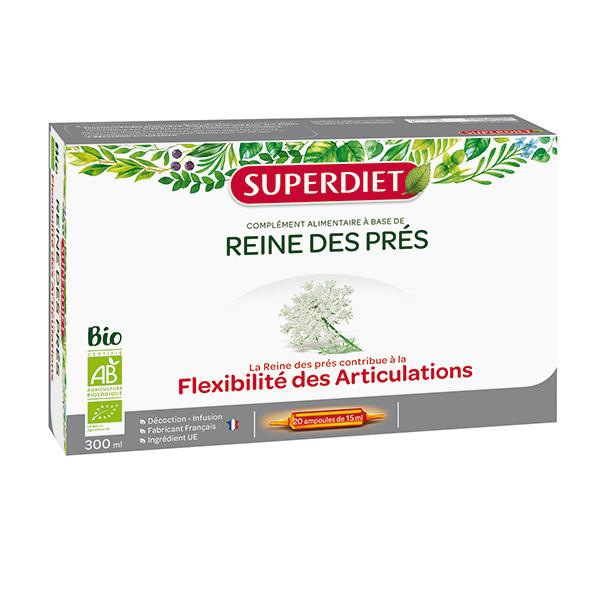 SUPERDIET - Reine des prés bio 20x15ml